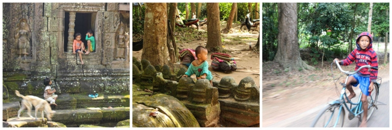 best way to visit angkor wat kids 11b_