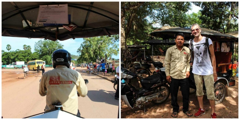 best way to visit angkor wat tuk tuk 6