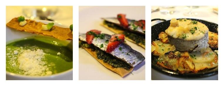 o que comer na região de Barcelona