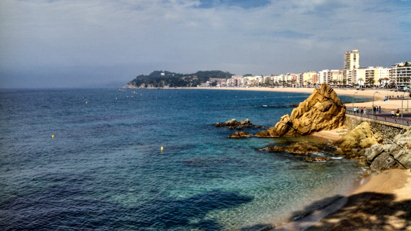 things to do outside Barcelona  lloret del mar