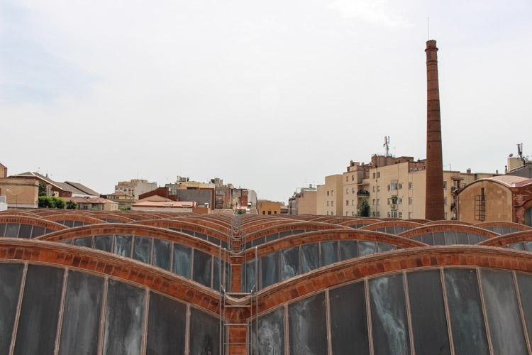 things to do outside Barcelona terrassa roof
