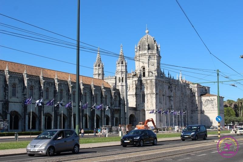 Mosteiro Jerônimos