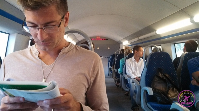 Train to Setubal