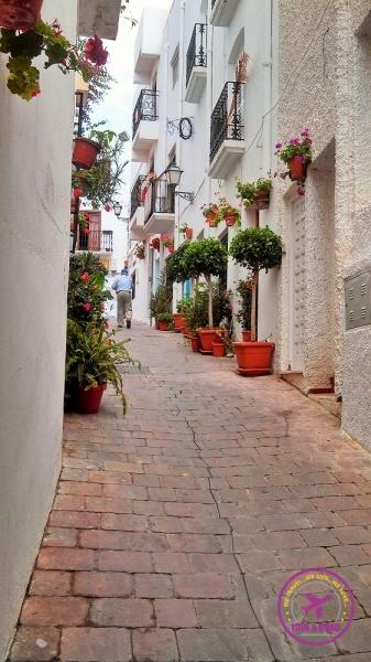 Mojácar é uma cidade no Cabo de Gata, na Espanha.