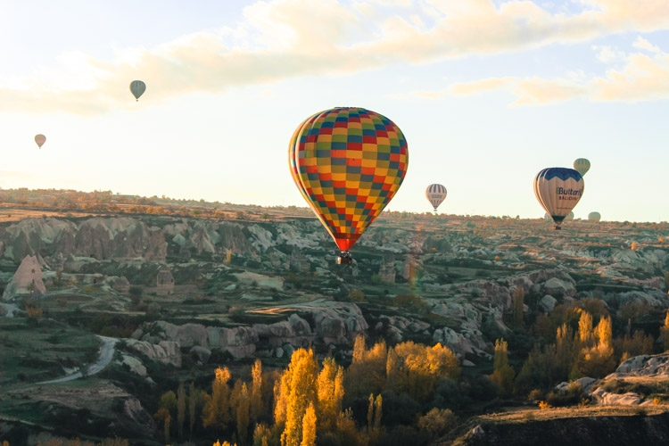 things to do in Cappadocia balloon