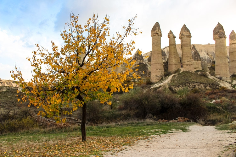 things to do in Cappadocia love valley fall