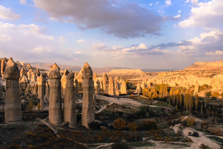 things to do in Cappadocia love valley