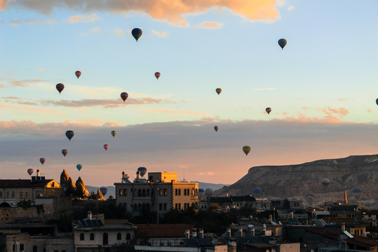 things to do in Cappadocia sunrise