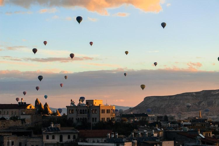 things to do in Cappadocia sunrise