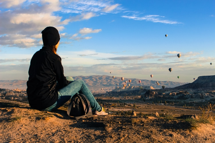 things to do in Cappadocia view