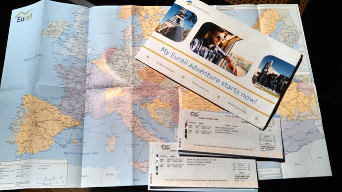 Travel With Eurail Pass-1
