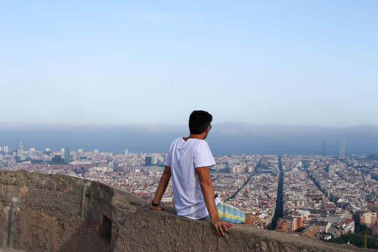 How much does it cost to travel in Spain? Not so much, specially because view like this are for free!