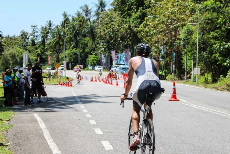 ironman malaysia bike