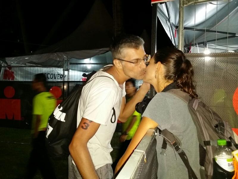 ironman malaysia kiss