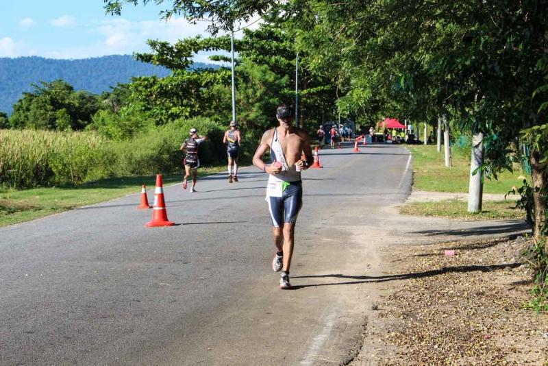 ironman malaysia run rob