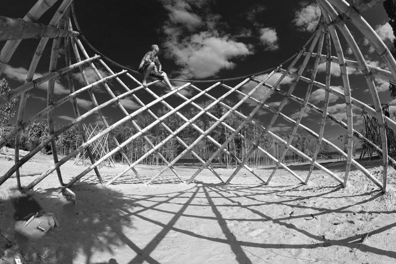 kazantip structure