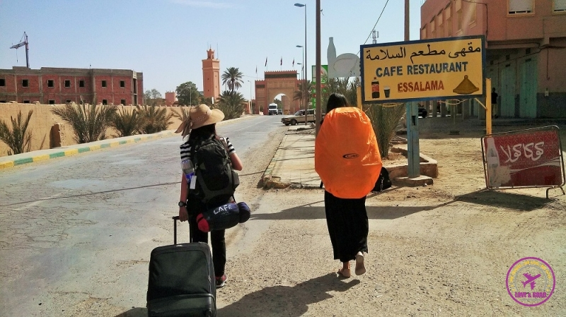 Lost in Morocco 3