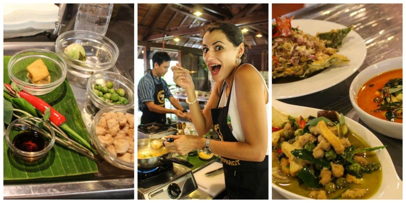 What to do in Phuket cooking class
