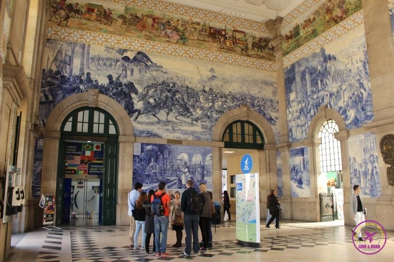 6 tour station
