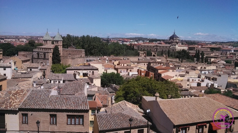 Another nice view of the city of Toledo.