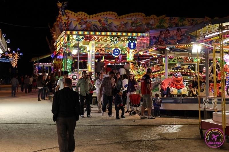 Fun Fair. Parque de diversões.