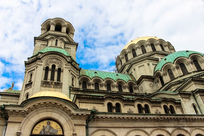top things to do in sofia Alexander Nevsky