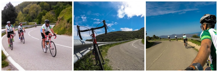 sports in catalunya cycling pic