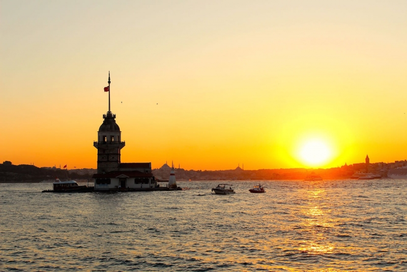 how to take pictures of instanbul