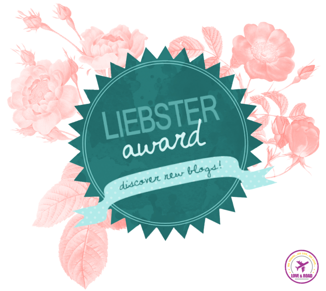 Liebster Award Love And Road