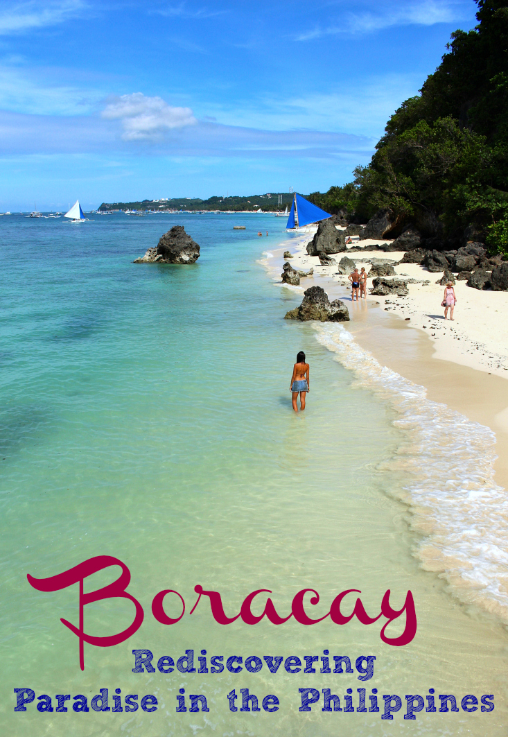 Rediscover de Paradise in Boracay. What to do, where to stay in Boracay and how to get to the most famous island in The Philippines.