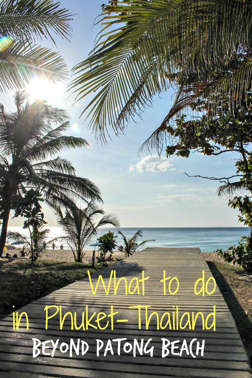 What to do in Phuket beyond Patong Beach! Discover unique attractions in Phuket, best beaches and amazing hotels. Phuket is a very touristic island, but you can still enjoy an unspoiled and stunning side of it! 