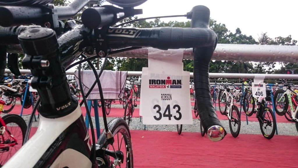 Many bikes parked at Ironman's bike station. Choosing your accommodation for Ironman 70.3 Graz, Austria made easy with this ultimate guide.