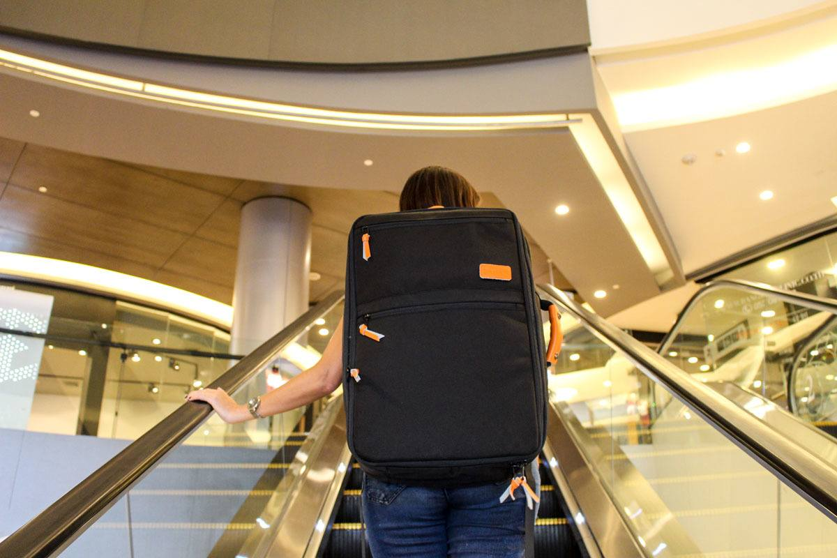 best carry-on backpack 9