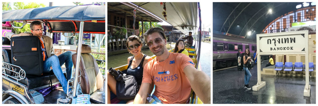 Do you want to know how much does it cost to travel in Thailand? We share our travel tips & budget secrets on transportation.