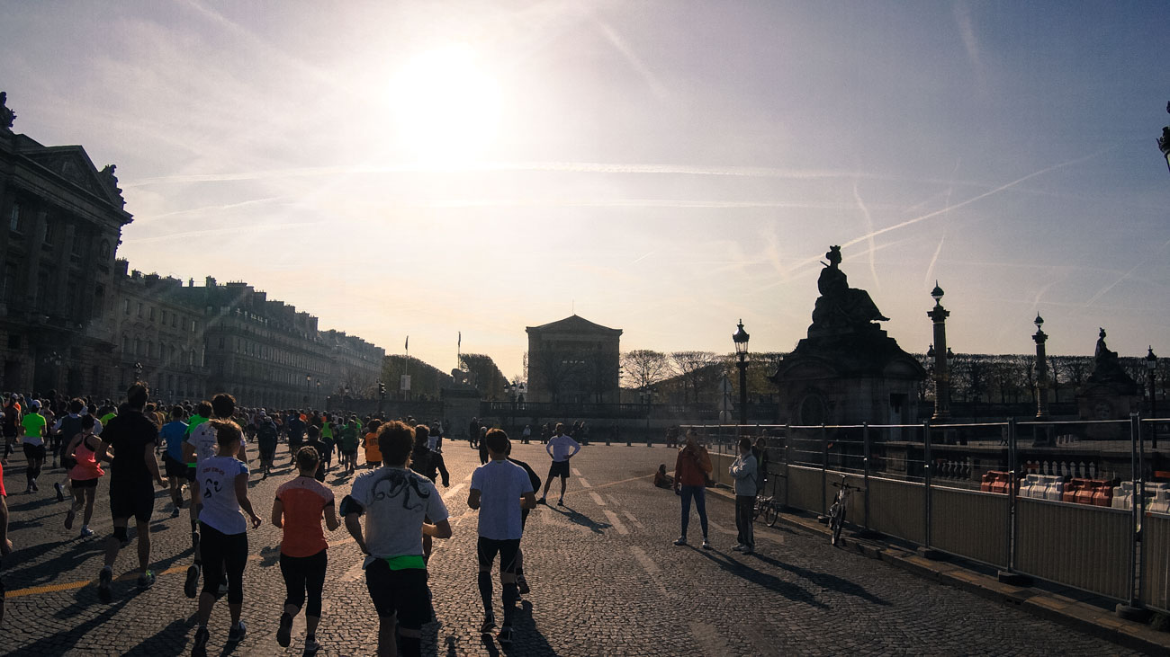 Paris Marathon Review – all the info about the race course and trainings