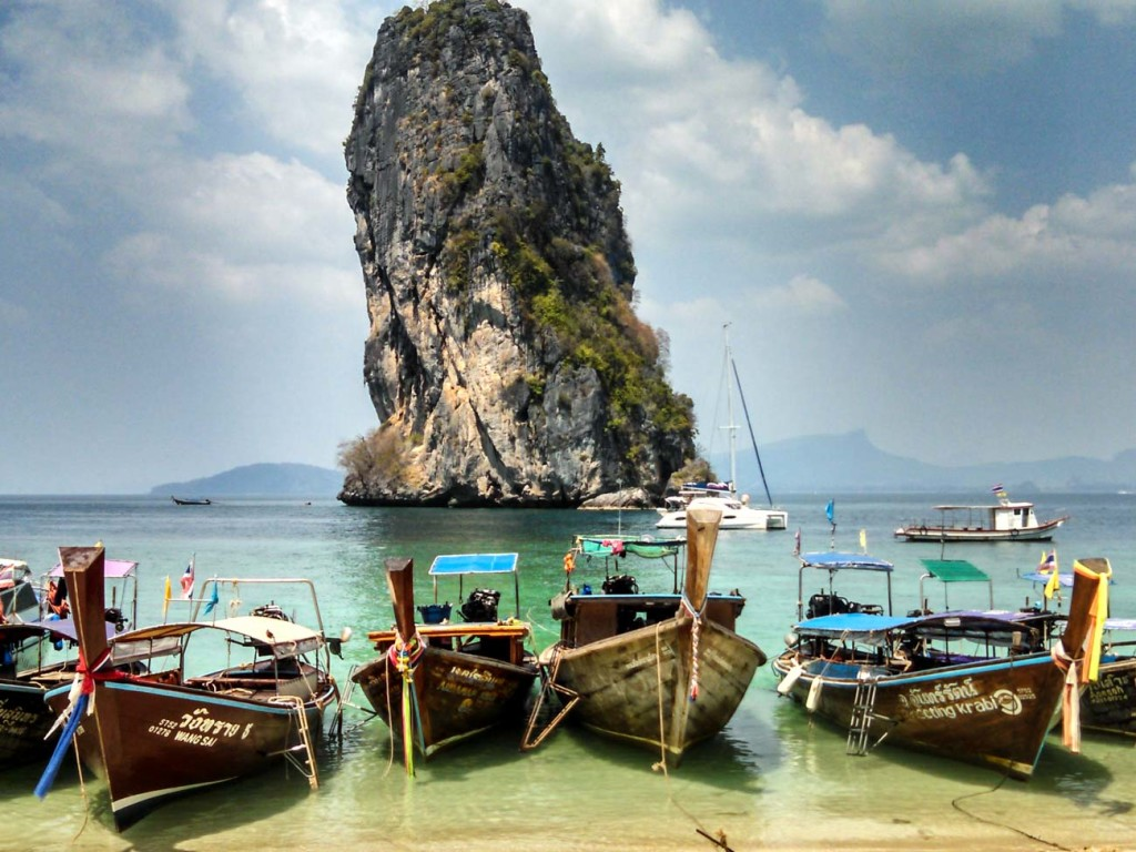 Welcome to Paradise! Why you should travel to the Thai Islands at least once in a lifetime!
