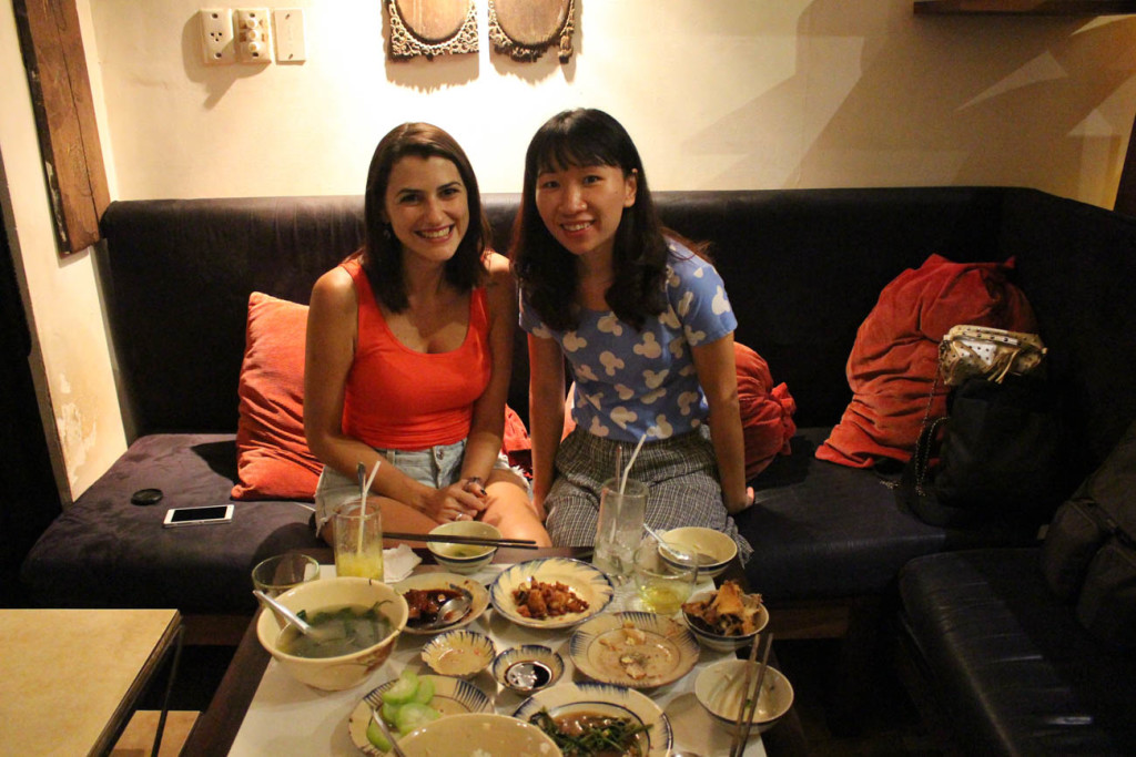 Try the local food is one of the top things to do in Saigon, go for a food tour and discover amazing flavours.