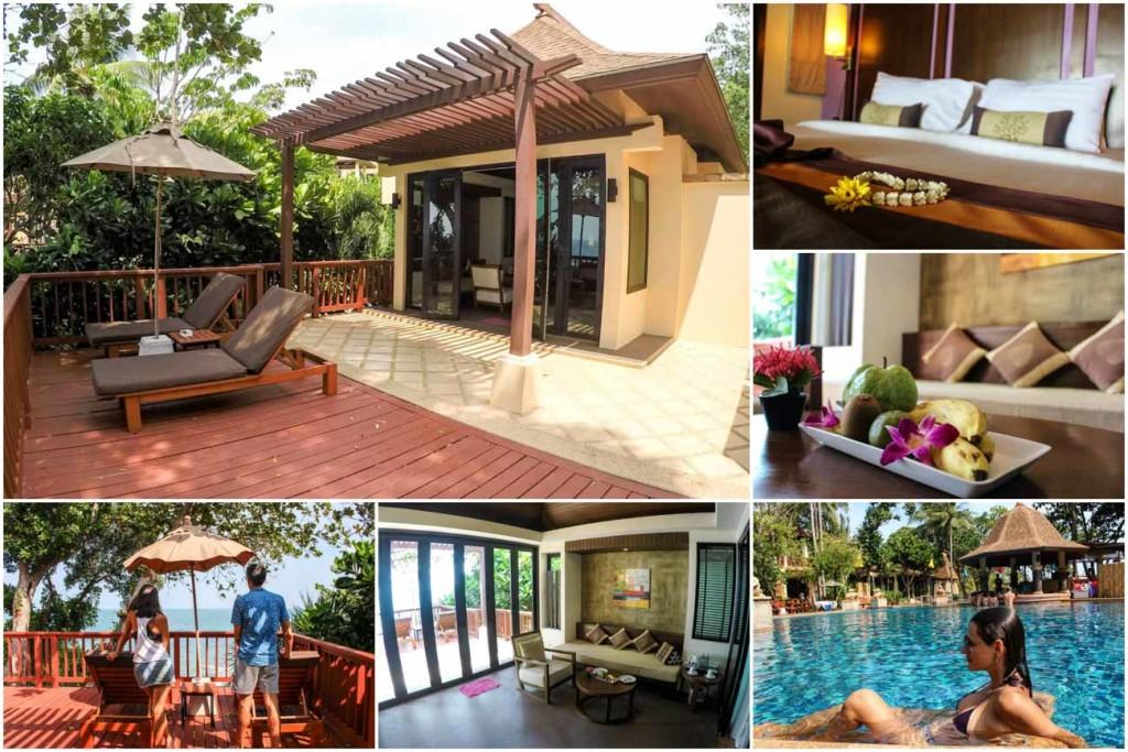 Lua de mel na Tailândia, em Koh Lanta hospede-se no Crown Lanta Resort & Spa