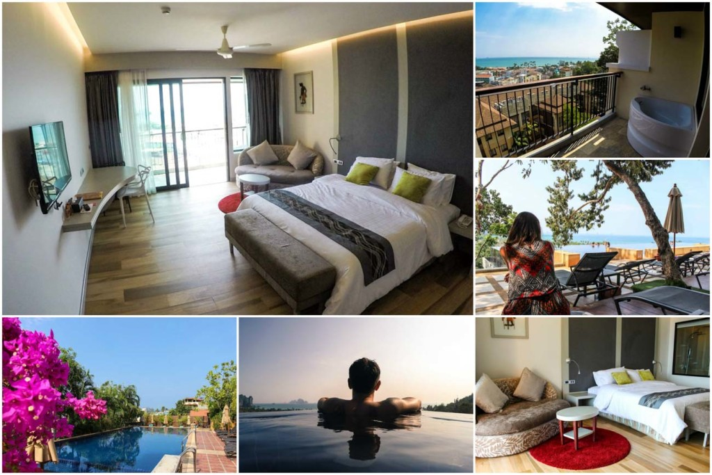 For the best Thailand Honeymoon in Aonang you must stay at Aonang Cliff Beach Resort