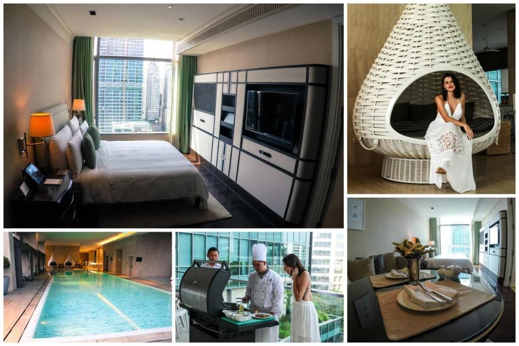 Lua de mel na Tailândia, passe por Bangkok e se hospede no Oriental Residence Bangkok