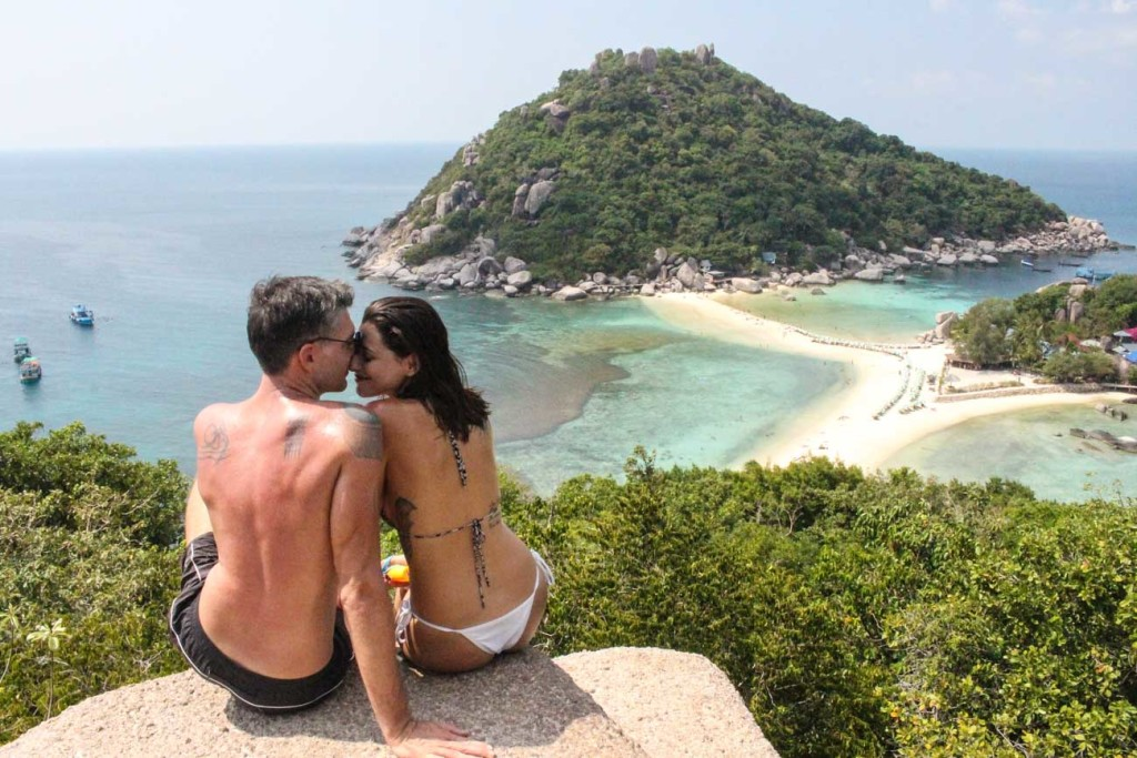 Plan your Thailand Honeymoon! Koh Tao is a stunning beach destination!