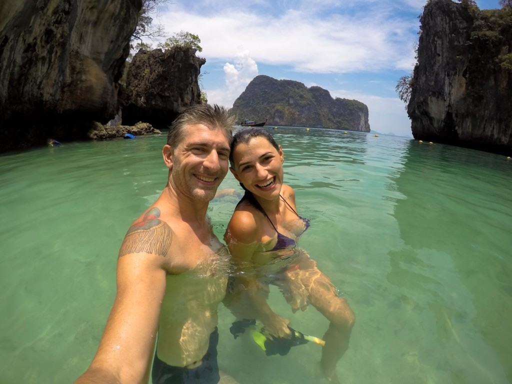 Lua de mel na Tailândia Hong Island e as praias paradisíacas