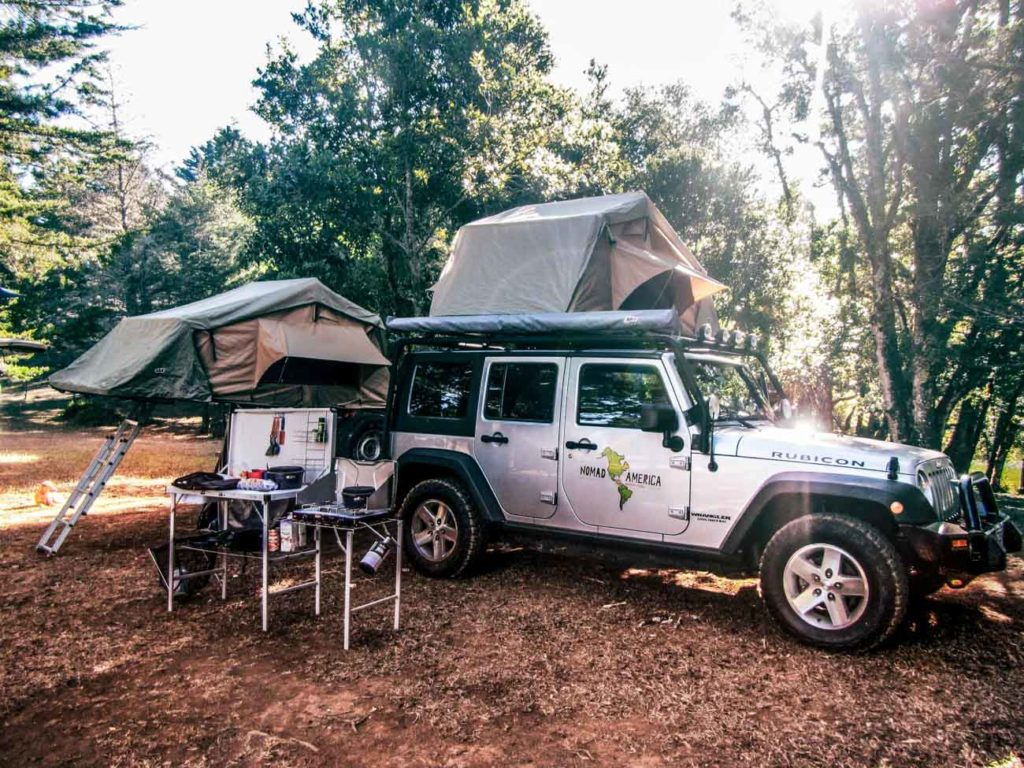 Camping and driving in Costa Rica is the ultimate adventure trip!
