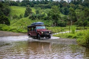 Camping and Driving in Costa / Viagem de Carro na Costa Rica