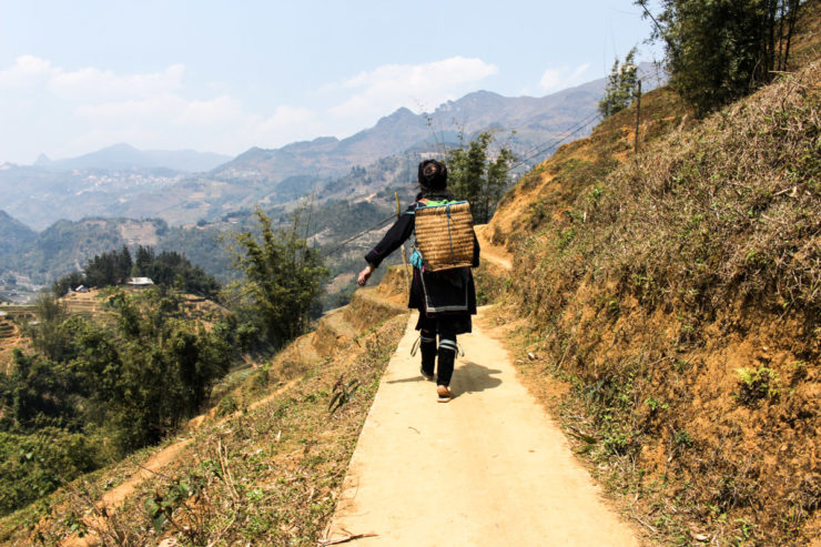 2 Days Trekking in Sapa Mountains » An Unforgettable Experience