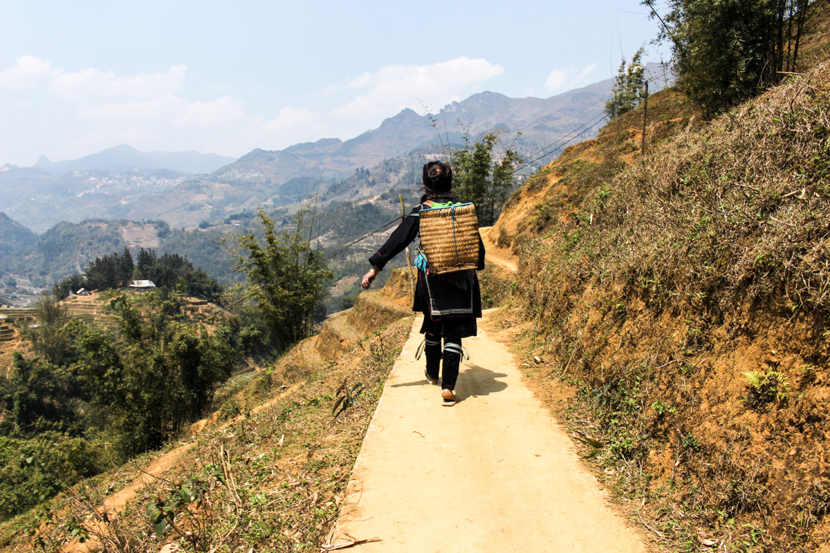 2 Days Trekking in Sapa Mountains » An Unforgettable Experience