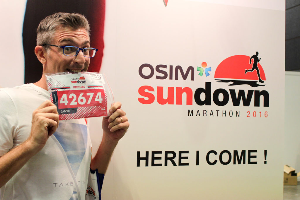 From the enrolment, to the expo, and the race day... Everything went smoothly at the Sundown Marathon Singapore 2016.