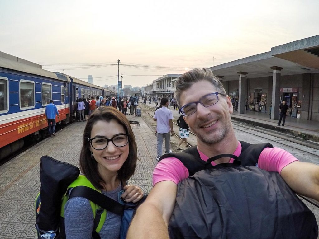 We trave to Hanoi by night train. We arrived early in morning ready to explore the things to do in Hanoi, Vietnam.