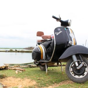 Discover Hoi An in a unique way! Go on a Vespa Tour through the countryside and witness the local life. Plus travel tips, the best attractions and where to stay in Hoi An, Vietnam