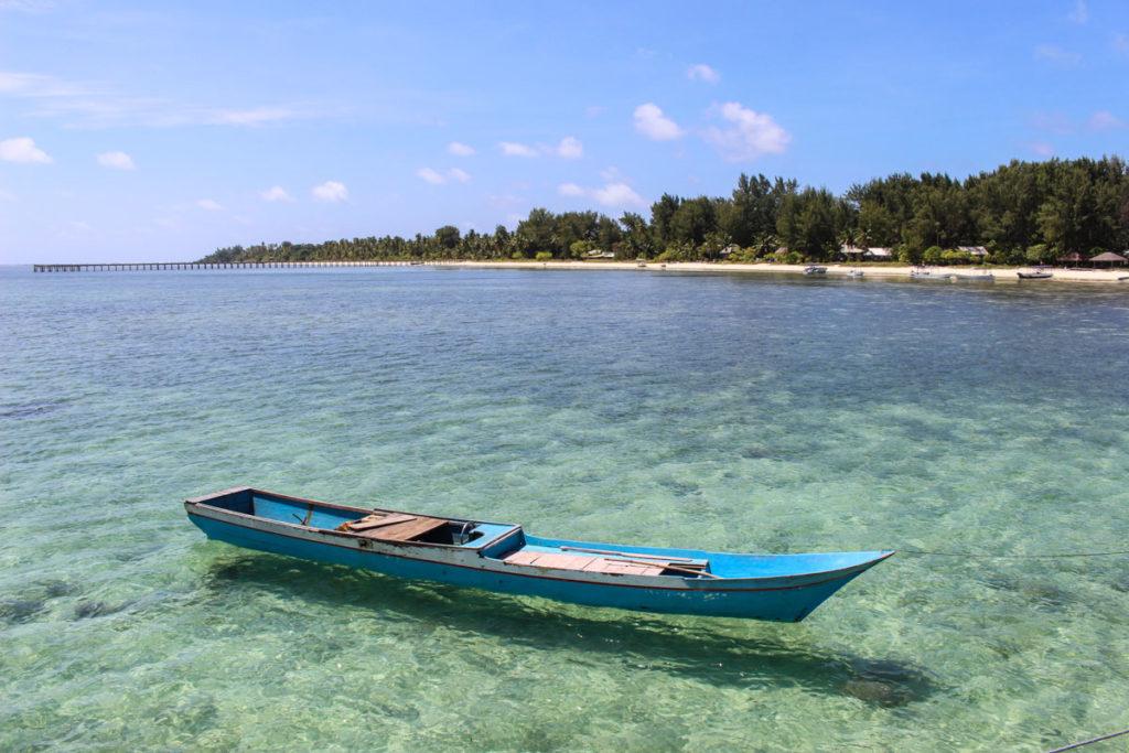 Hoga Islands is one of the hidden gems in Wakatobi Islands Marine Park, Indonesia.